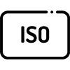ISO Wert
